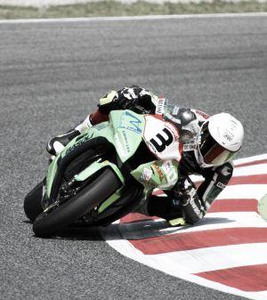 """Entrevista. Alejandro Esteban: """"Si fuera por mi, la semana que viene ya me subiría a la moto"""""""