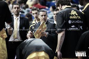 """Alejandro Martínez: """"El equipo está muy bien y sigue creciendo"""""""