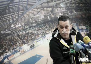 """Alejandro Martínez: """"Jugamos igual tanto fuera como en casa"""""""
