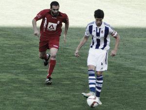 Arenas de Getxo - Real Sociedad B: revelación contra experiencia
