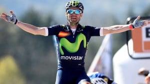 Vuelta a Andalucía 2017 - Subito Valverde - Contador, lo spagnolo della Movistar si impone in volata