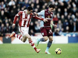 Stoke City - Aston Villa: el comienzo de la supervivencia
