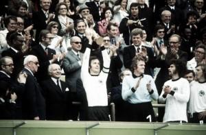Em 1974, a Alemanha Ocidental foi campeã de uma das Copas mais agitadas da História