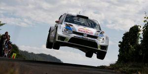 Volkswagen, a por el triplete en casa