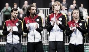 Tenis Río 2016. Alemania: equipo de garantías