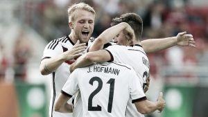 Meyer desengrasa y Alemania arroya