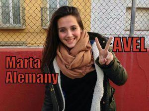 Conociendo a nuestras perlas (X): Marta Alemany