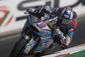 GP Valencia, Moto2: Marquez in pole davanti a Morbido