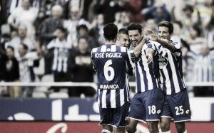 Espanyol - Deportivo de La Coruña: puntuaciones del Deportivo, jornada 9
