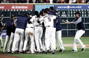 2017 World Series: Houston Astros win classic Game 5 against Los Angeles Dodgers