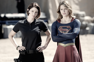 'Supergirl'ayuda en la vida real gracias a su trama lésbica