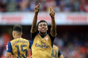 Iwobi faces Bayern litmus test