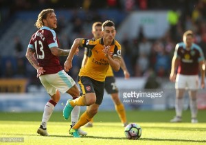 Laurent Koscielny reflects on his controversial winning goal against Burnley