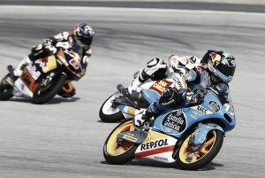 Carrera de Moto3 del GP de Malasia 2014 en vivo y en directo online