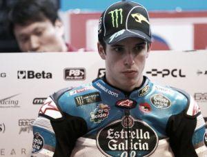"""Álex Márquez: """"Terminar la carrera y ganar experiencia para el futuro es positivo"""""""