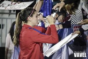 Alex Morgan voted CONCACAF Female Player of the Year
