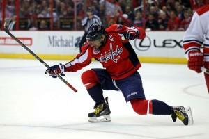 Led by Alex Ovechkin, Washington Capitals Defeat New York Islanders In Metropolitan Battle *