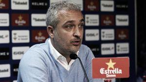 """Álex Garcia: """"Necesitamos una victoria con urgencia"""""""