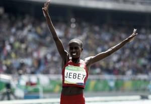 Rio 2016: Ruth Jebet takes Women's 3000m Steeplechase title; Emma Coburn gets bronze