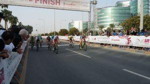 Qatar Tour, 4° tappa: Kristoff fa doppietta