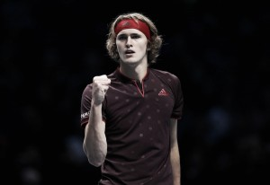 ATP World Tour Finals: Alexander Zverev sneaks past Marin Cilic in thriller