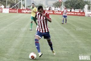 Álex García rescinde su contrato con el Sporting