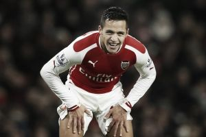 Is Alexis Sanchez currently Arsenal's star man?