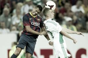 El Barcelona no logra pasar del empate ante el Lechia