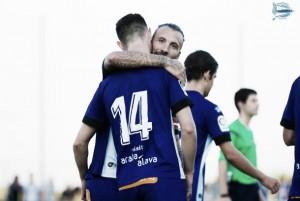 Alexis Ruano deja el Alavés