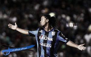 Ronaldinho, el alfanje del Querétaro