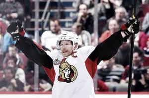 Los Senators retirarán el 11 de Daniel Alfredsson