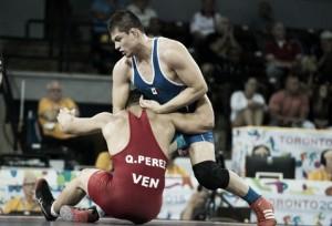 Luchador Alfonso Leyva, ansioso por llegar a Río 2016