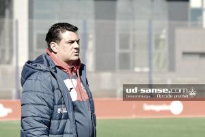 """Julio Algar: """"Los jugadores siempre dan la cara"""""""