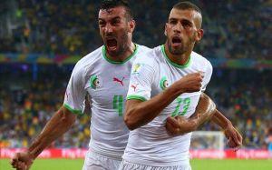 Storica Algeria, strappa il pari ed elimina la Russia