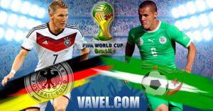 Allemagne - Algérie : une formalité ?
