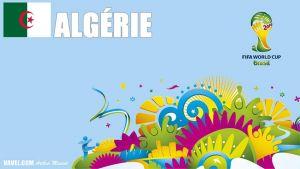 En route vers le Brésil : l'Algérie [26/32]