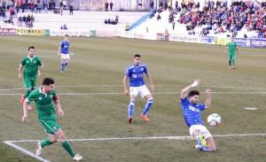 El Algeciras paga sus errores en Linares