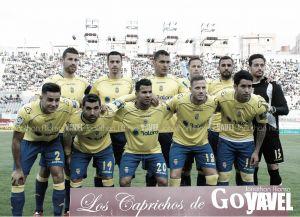 Resúmenes individuales de la UD Las Palmas en la liga Adelante 2014/2015