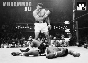 Muhammad Ali, el día en el que el boxeo murió