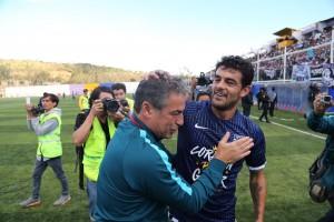 """Marcelo Grioni: """"Es el campeonato de la vergüenza"""""""