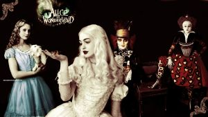 Se inicia el rodaje de 'Alice in Wonderland 2'