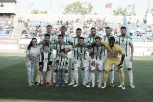 UE Llagostera - Córdoba CF: puntuaciones del Córdoba CF, jornada 38