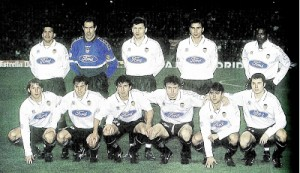 Noches para no dormir: el Barcelona - Valencia de la 1997/98