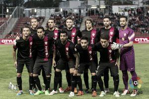 Girona - Almería: puntuaciones Almería, jornada 8