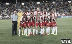 UD Almería - Córdoba: puntuaciones del Almería, jornada 3