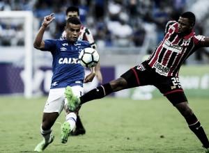 'Garçom' Alisson destaca confiança do Cruzeiro após vitória sobre São Paulo