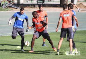 El Granada ya entrena con la mente puesta en el Real Madrid