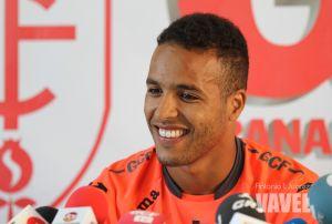 """El Arabi: """"Estoy contento de estar un año más en Granada"""""""