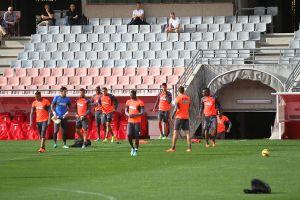 El Granada CF comienza el martes a preparar su visita al Sánchez Pizjuán
