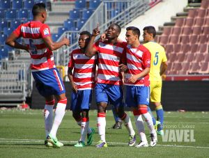 Cinco amistosos confirmados para el Granada B